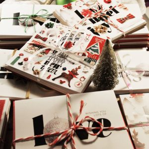 Holiday Card Makeover Workshop